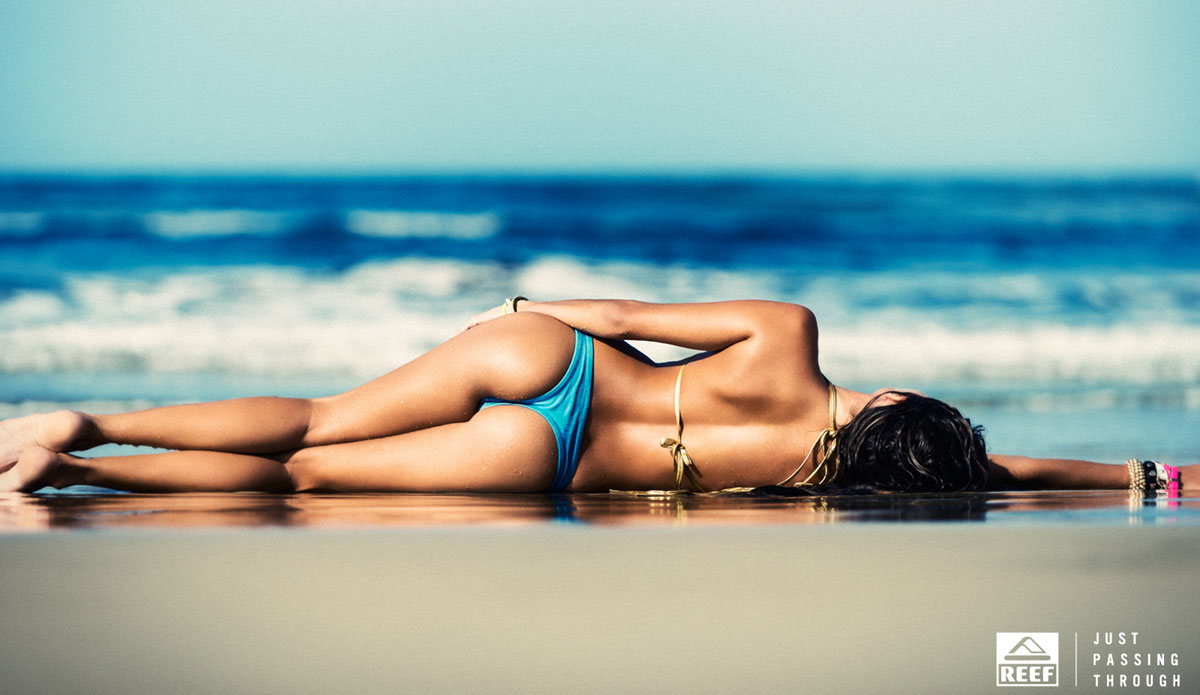 5 Images From The 2015 Miss Reef Calendar The Inertia