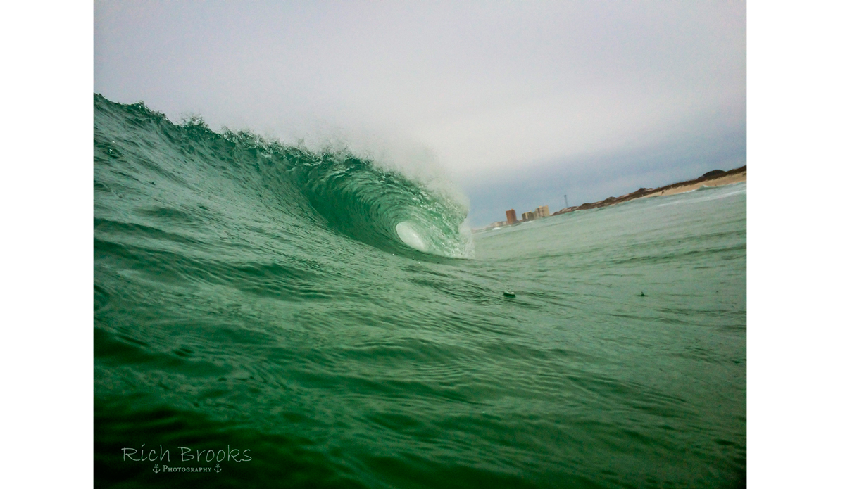 """Hollow barrels on the Gulf Coast are not a myth; they really exist! Photo: <a href=\""""https://richbrooksphotography.squarespace.com/\"""">Rich Brooks</a>"""