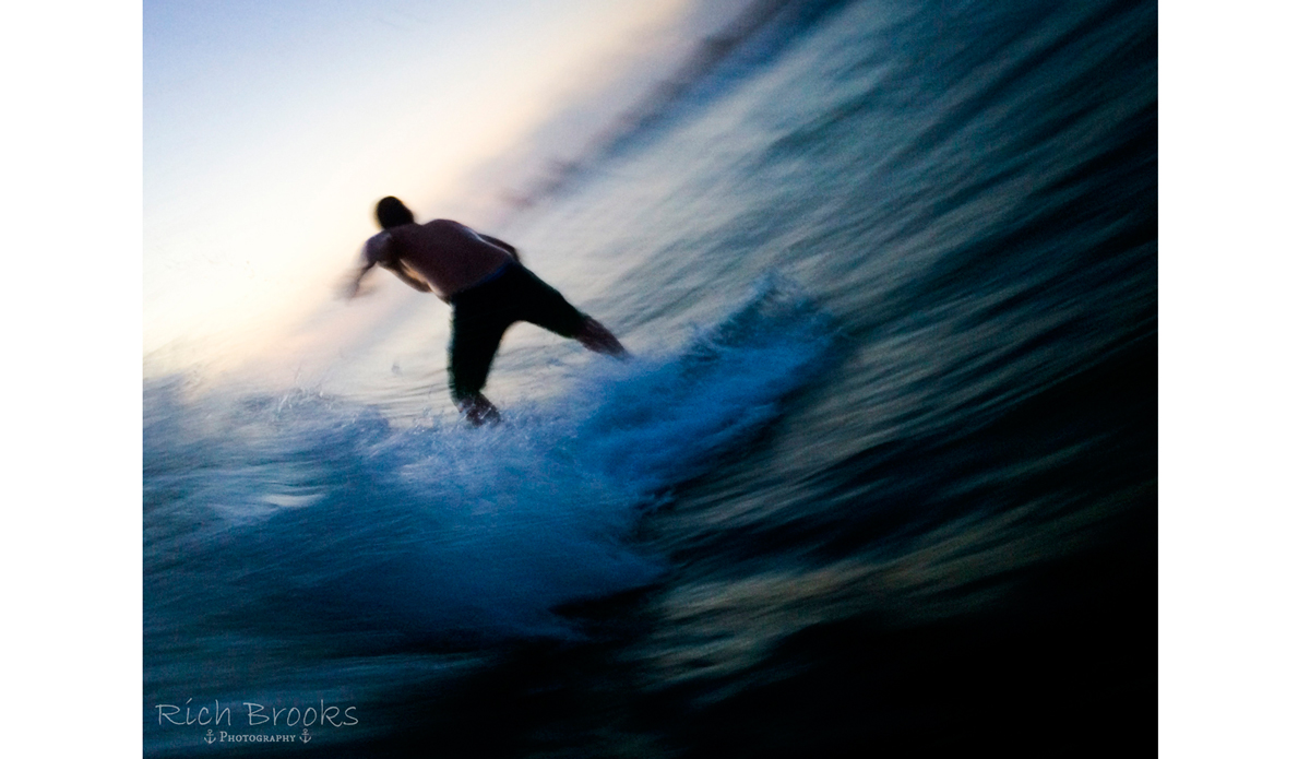 """Alex Wood chasing after that last little bit of daylight. Photo: <a href=\""""https://richbrooksphotography.squarespace.com/\"""">Rich Brooks</a>"""