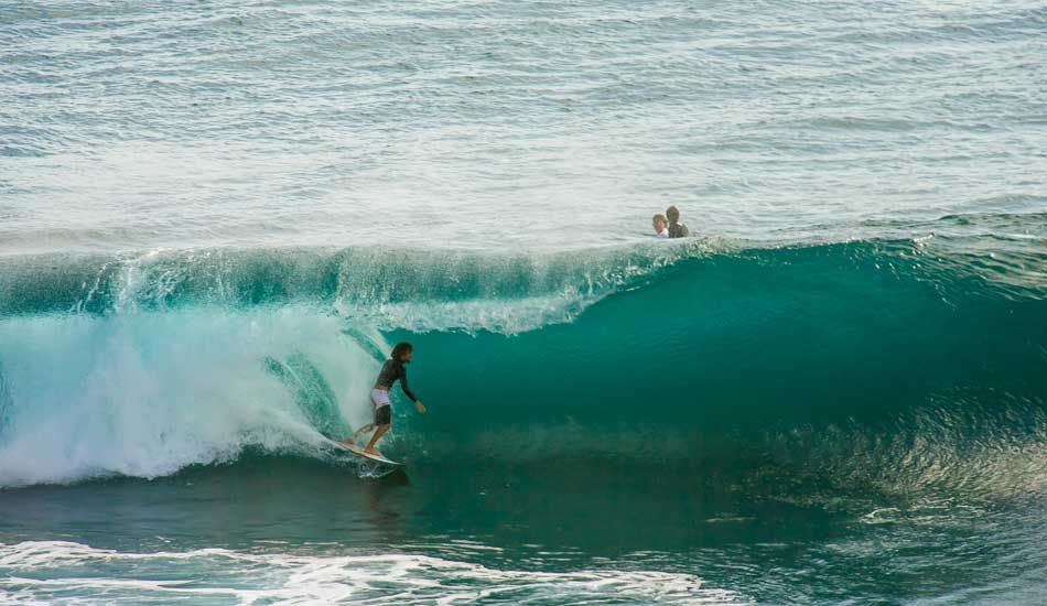 "Barrel #143,487 and counting in Bali. Photo: <a href=""http://anthonyghigliaprints.com/\"" target=_blank>Anthony Ghiglia</a>"