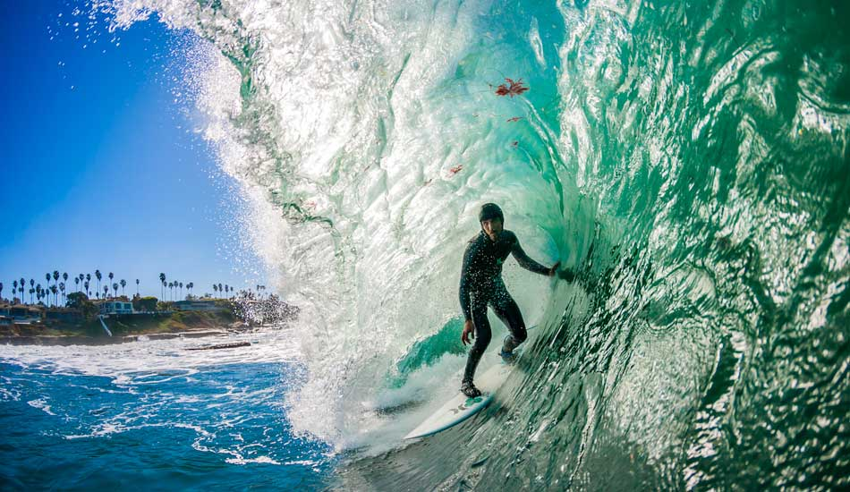 "While I wouldn\'t say California ranks among the most elite of global surf destinations, we definitely have our days. Photo: <a href=""http://anthonyghigliaprints.com/\"" target=_blank>Anthony Ghiglia</a>"