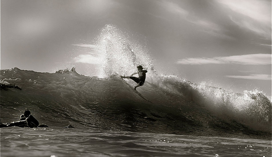 Griffin Colapinto was manhandling Rincon on this day. Photo: Robb Wilson
