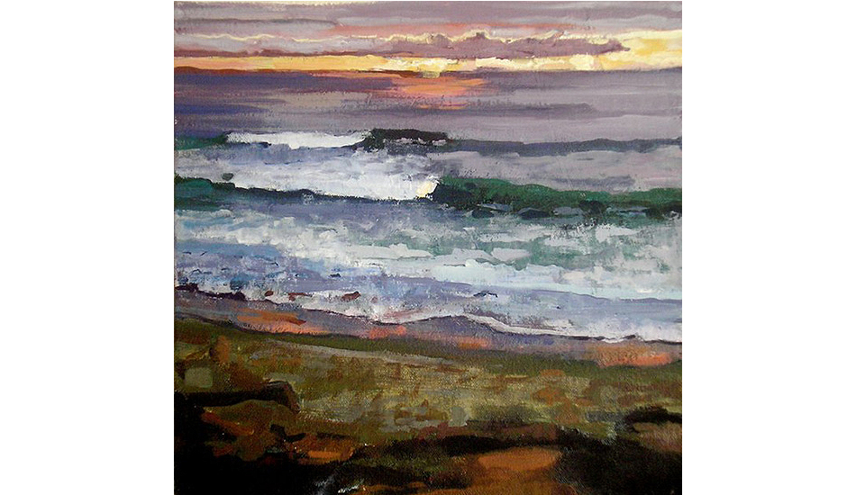 Windansea by Lynn Grayson.