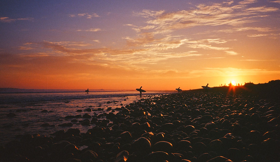 Trestles, still home sweet home. Photo: Rusty Long