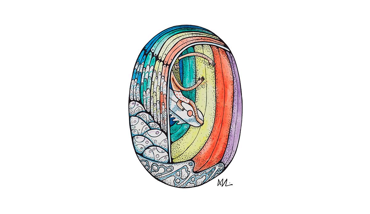"Photo:<a href=\""http://www.saltyvibes.bigcartel.com/\""> Rainbow Tubel</a>"