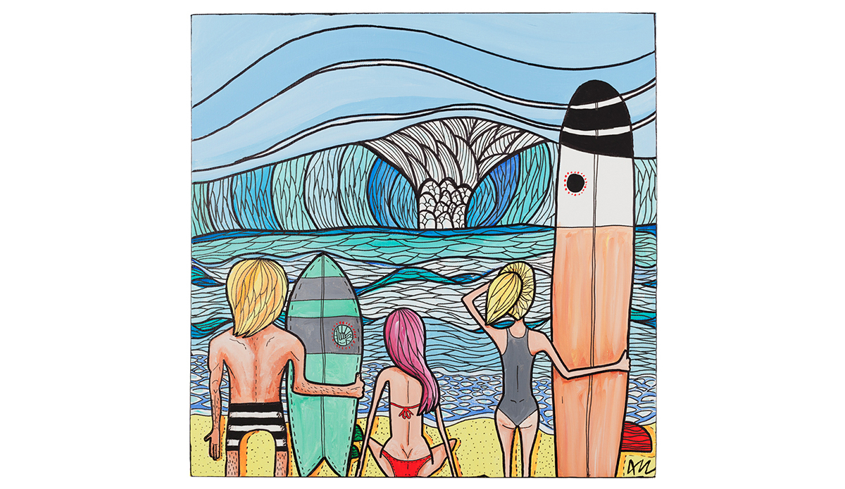 """Photo:<a href=\""""http://www.saltyvibes.bigcartel.com/\"""">Surf Check</a>"""