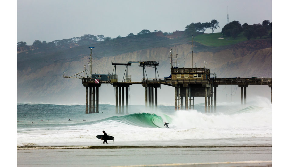"Pits and piers. Photo: <a href=""http://anthonyghigliaprints.com\"">Anthony Ghiglia</a>"