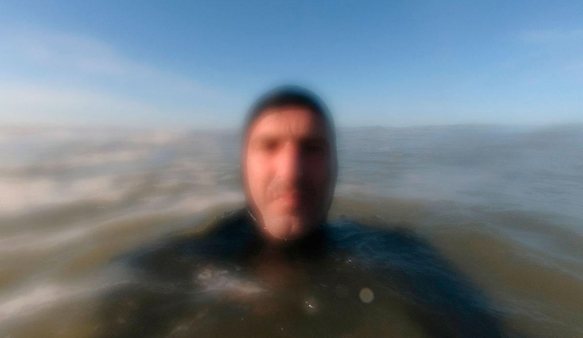 "Peniches, Supertubos. Looking into a fogged waterhousing. <a href=\""http://joaobracourt.com/\"">João Bracourt</a>"