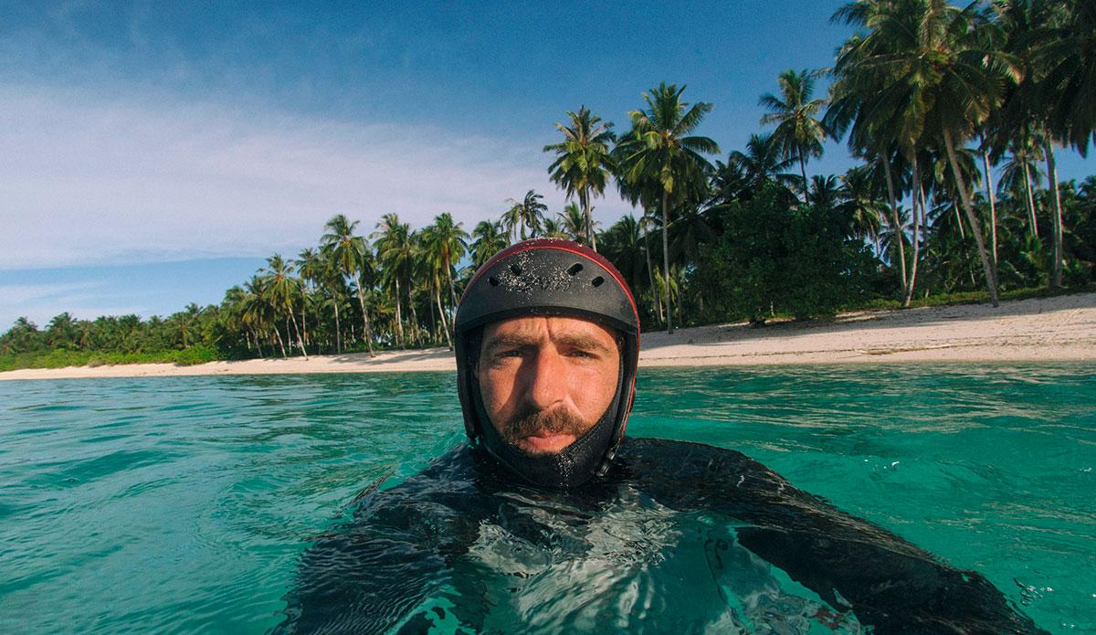 "I heard the water was crystal clear off Sumatra, and I was right. <a href=\""http://joaobracourt.com/\"">João Bracourt</a>"