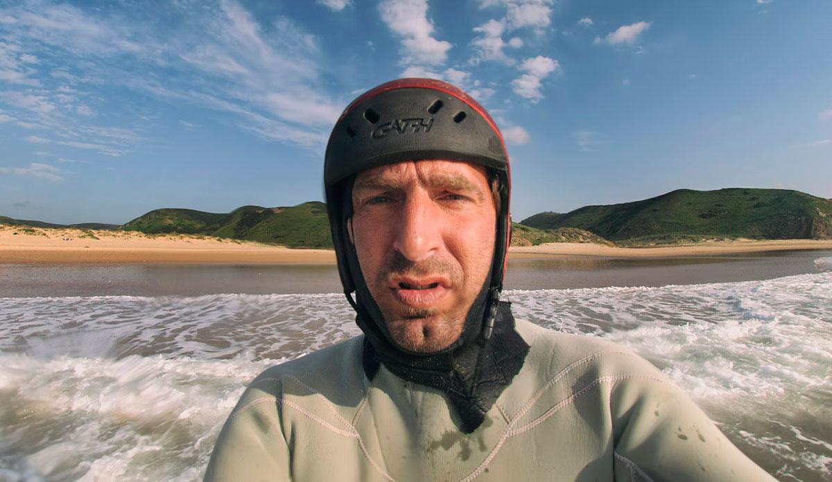 "At least the camera was on this time. <a href=\""http://joaobracourt.com/\"">João Bracourt</a>"