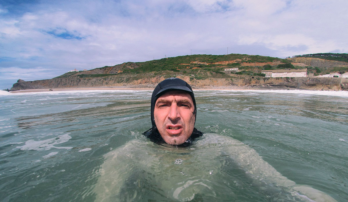 """This is a Snapper type wave, only without the crowds. <a href=\""""http://joaobracourt.com/\"""">João Bracourt</a>"""