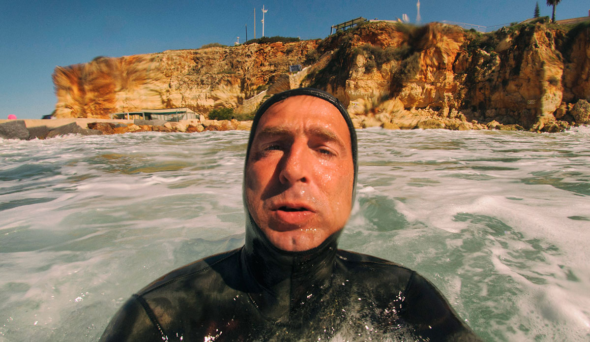 "Another perfect day at a wedge near home. <a href=\""http://joaobracourt.com/\"">João Bracourt</a>"