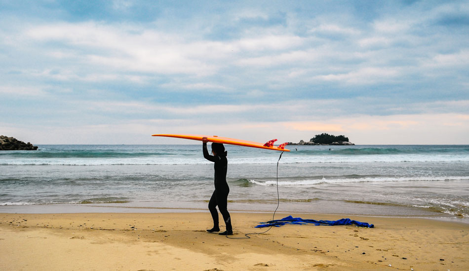 """As a lifelong surfer, the mixture of this semi-remote location, exotic culture, and the three distinct groups all occupying the same area is incredible to me. Photo: <a href=\""""http://www.shannonaston.com/\"""" target=_blank>Shannon Aston</a>."""