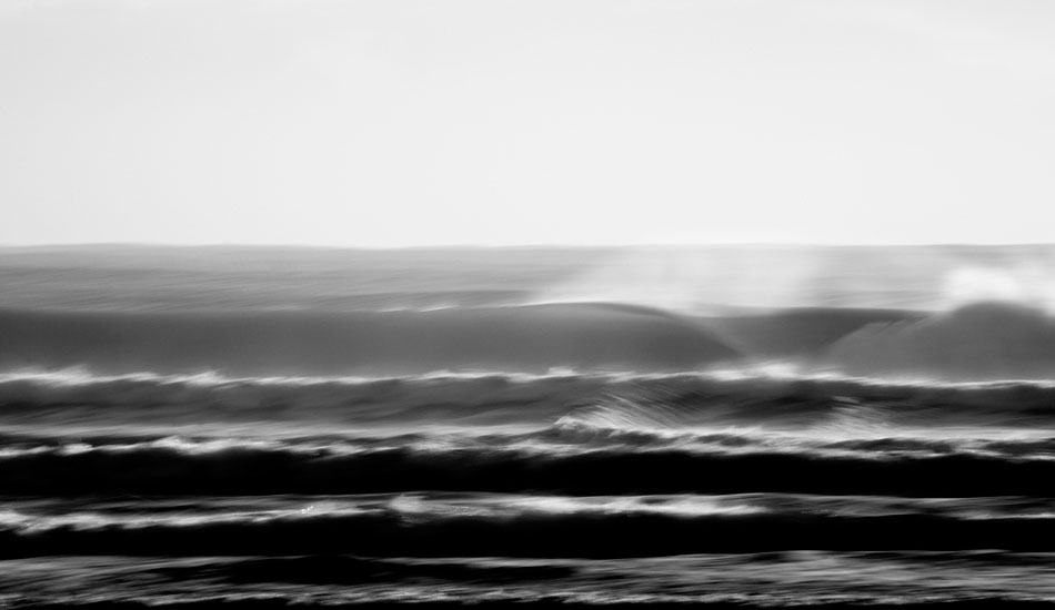 """SHIFT - AUSTRALIA. Another blur experiment that hits the right moment - that perfect arc of the lip line folding behind the foam lines. Photo: <a href=\""""http://www.bluespherephotography.com\"""">Shelli Bankier</a>"""