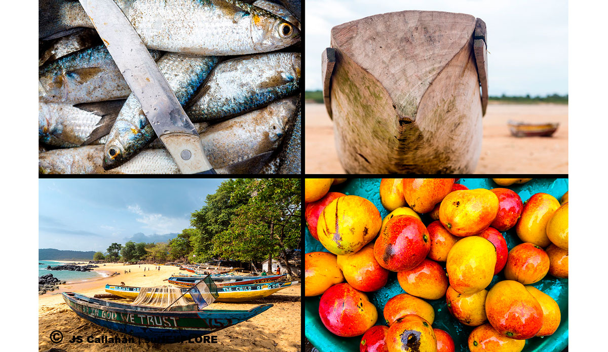 """Sierra Leone is a vibrant country that welcomes visitors, now well into recovery from a devastating civil war that ended more than a decade ago and wiped out the tourism industry. Photo: <a href=\""""http://surfexplore.info/\"""">surfEXPLORE</a>/John Seaton Callahan"""