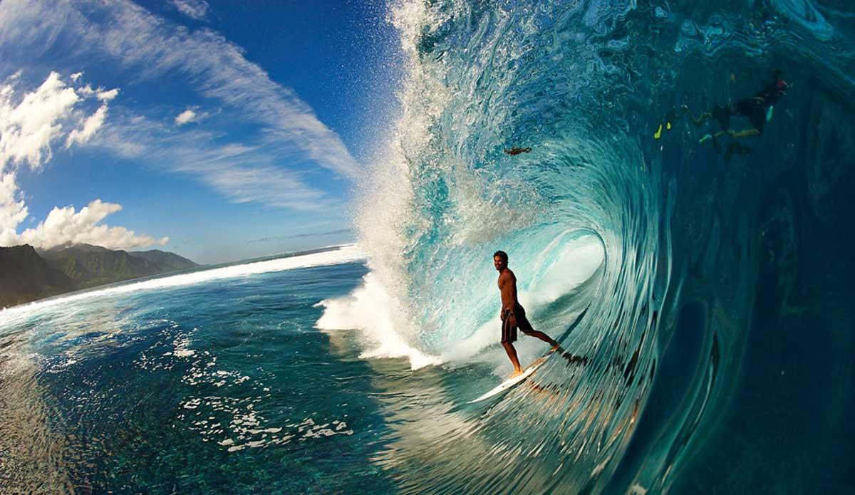 чтобы фото волна серфинг минимально поддерживать свой