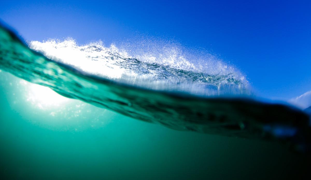 Simplicity. Cronulla. Photo: Spencer Barnes