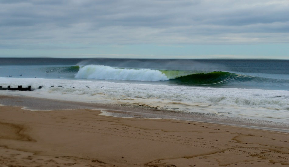 Hurricane Season is a big deal on the East Coast for Surfers. Photo: Stephen Krawiec