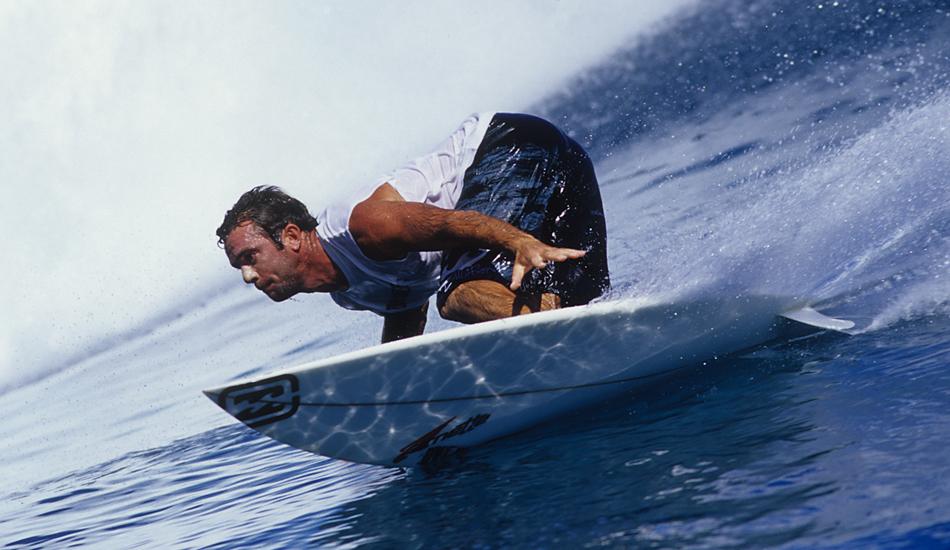 "Dylan Longbottom going pretty fast in Tahiti. Image: <a href=\""http://www.vincestreet.com\"" target=\""_blank\"">Street</a>"