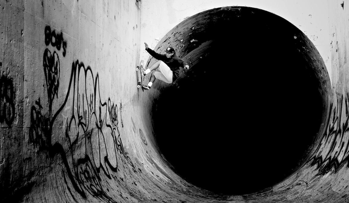 Andiey Lerma, pipe dreams. Photo: Brian Averill