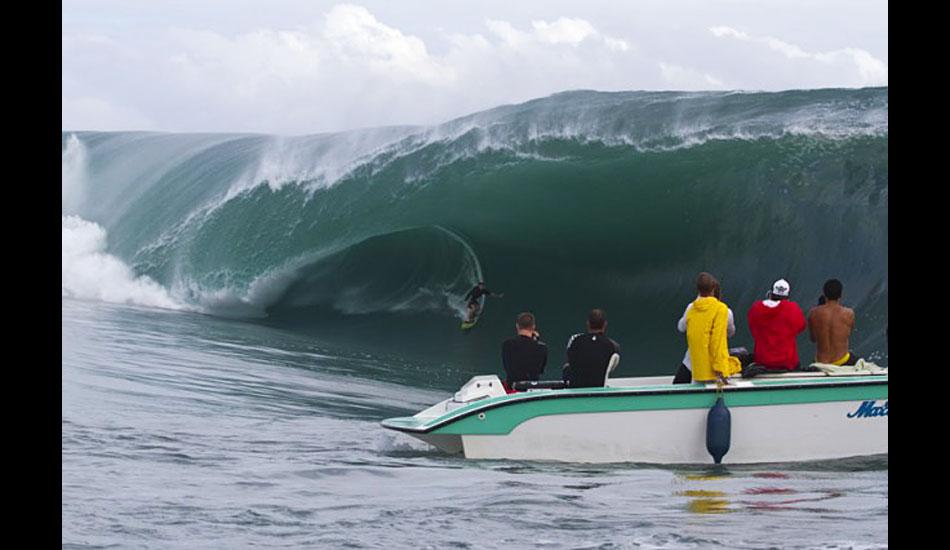Ian Walsh. Always a Teahupoo standout. Photo: ASP