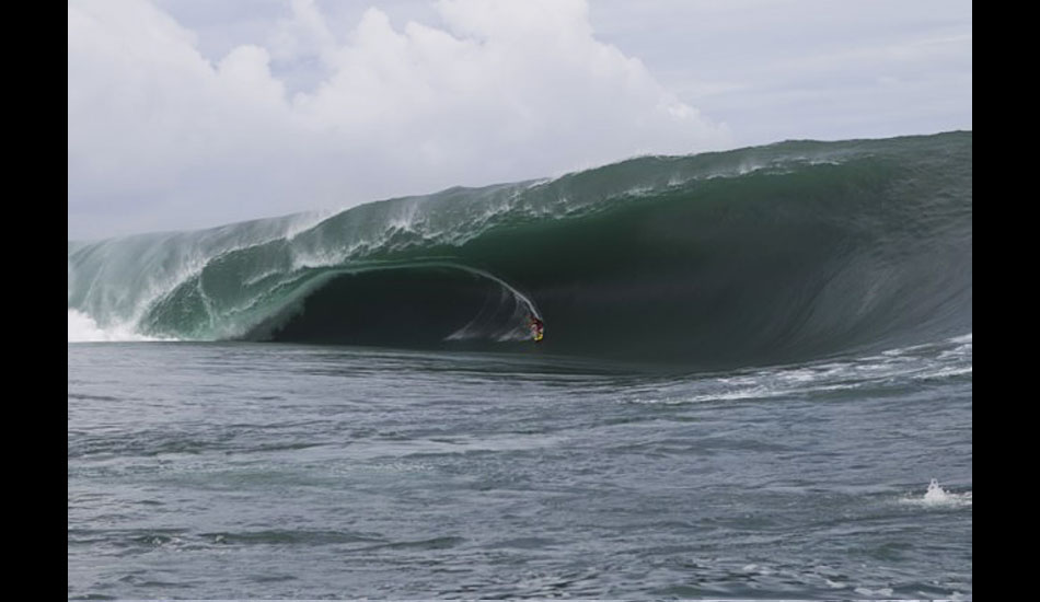 Bruce Irons. Pulled back. Photo: ASP