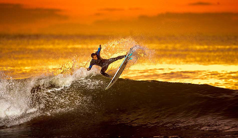 """Rob Kelly at dawn in New Jersey. Rob\'s been a willing guinea pig for a lot of my photo experiments so whenever an idea starts to develop, I make sure to get him the credit he\'s due for being there from the start. Photo: <a href=\""""http://trevormoran.com/\"""">Trevor Moran</a>"""