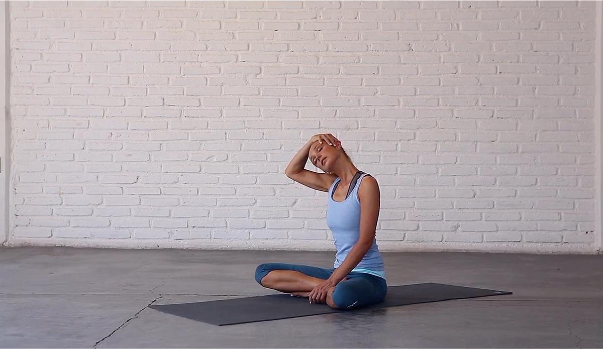 1. Neck Stretch