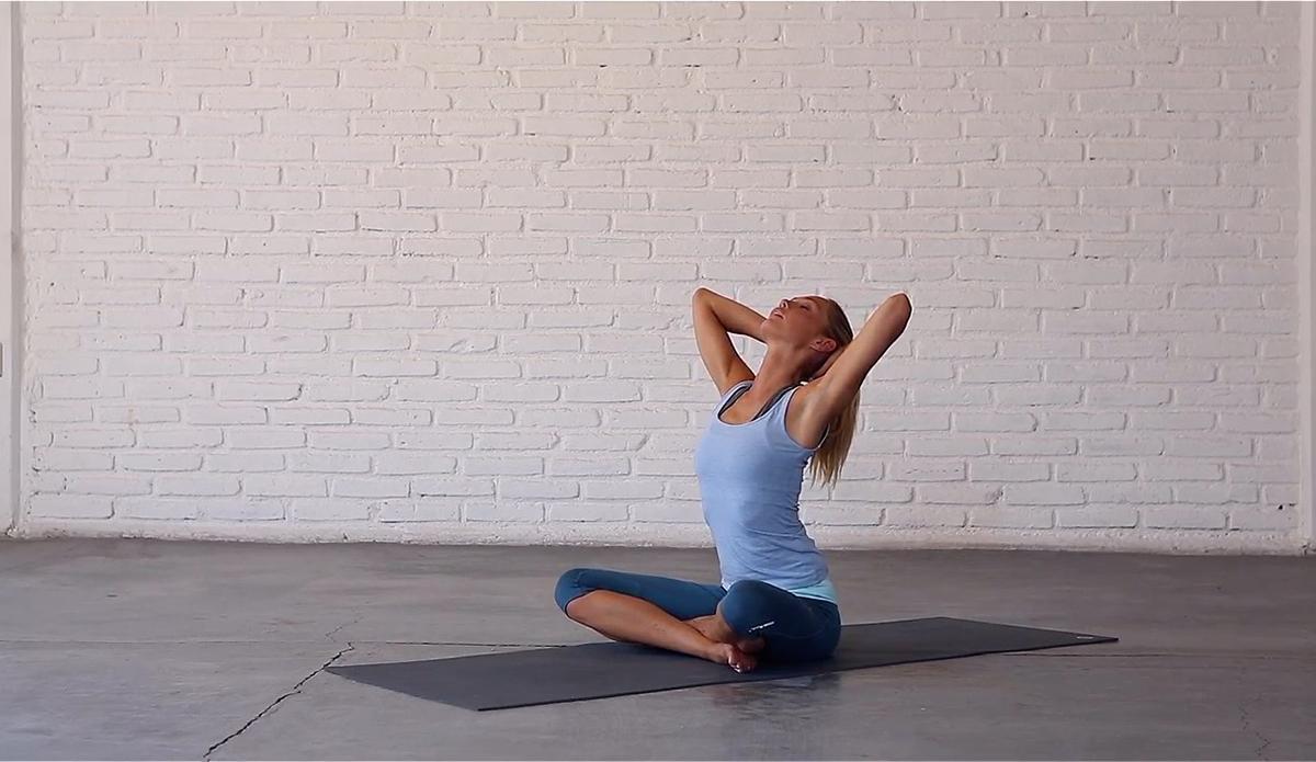 5. Chest Stretch