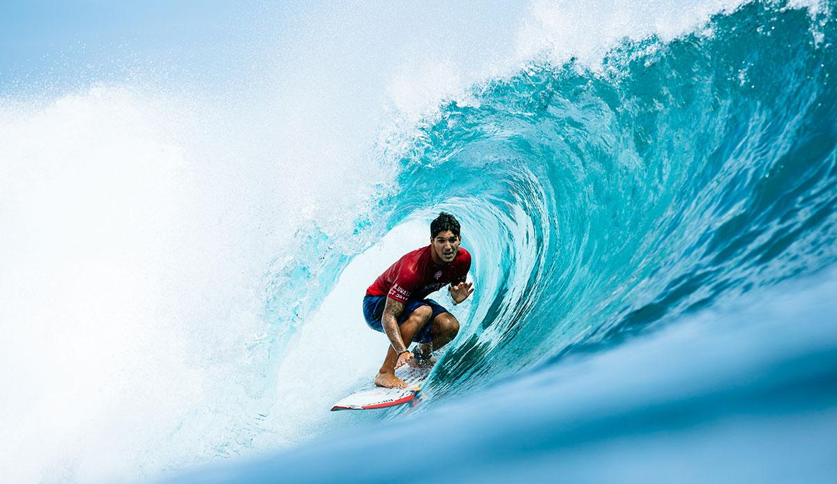 Gabriel Medina. Photo: WSL/Sloan