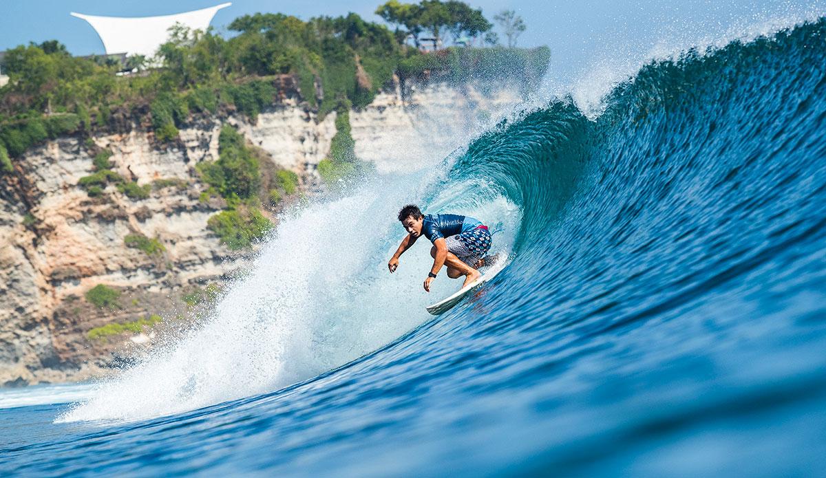 Keanu Asing. Photo: WSL/Cestari