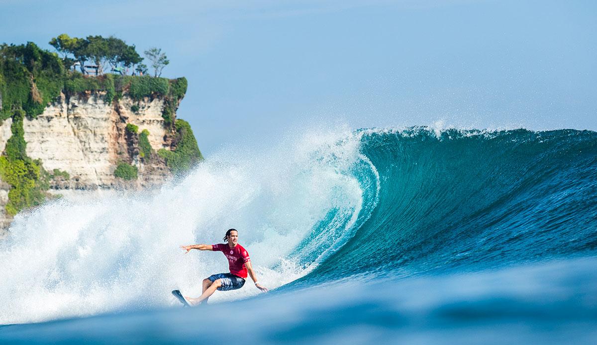Jordy Smith. Photo: WSL/Cestari