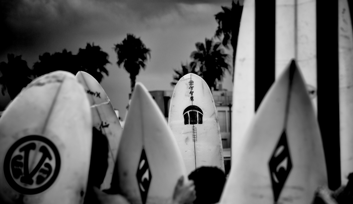"""Paddle out for legendary Dogtown skater, Shogo Kubo. Photo: <a href=\""""http://www.brianaverillphotography.com\"""">Brian Averill</a>"""