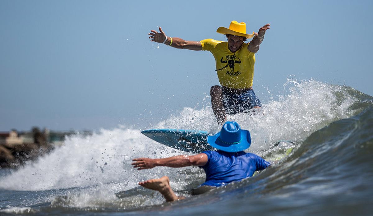 Matt McCabe, Surf Rodeo. Photo: Eiser