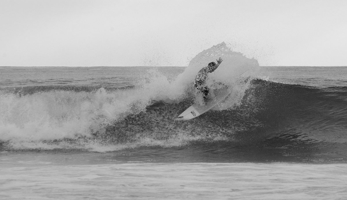 "Travis Logie at the 2013 Hurley Pro. Lower Trestles, CA. Photo: <a href=""http://www.victoriamouraphoto.com/#0\""> Victoria Smith</a>"