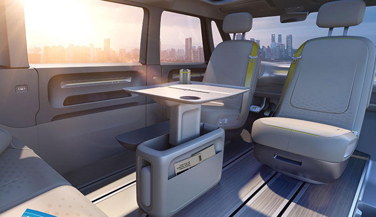 Vw Camper Van >> Volkswagen Is Remaking the Classic VW Bus | The Inertia