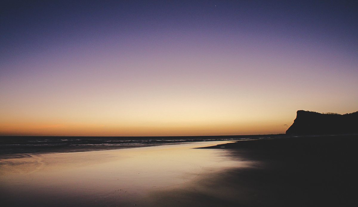 "Playa Colorado, Nicaragua. Photo: <a href=\""http://aleromomar.tumblr.com\""> Ale Romo</a>"