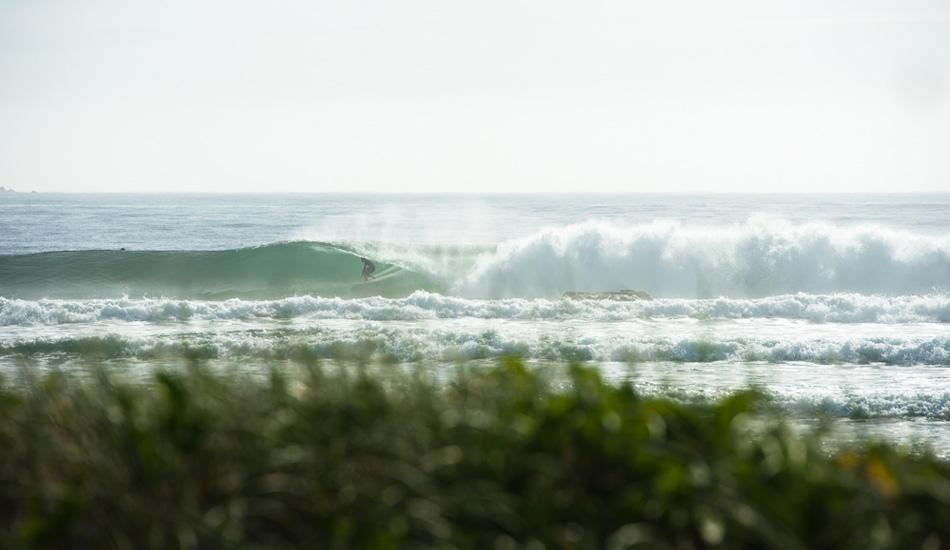 Harrison Roach, Byron Bay. Photo: Woody Gooch