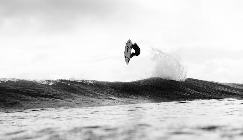 Harry Bryant, Flat Rock. Photo: Woody Gooch