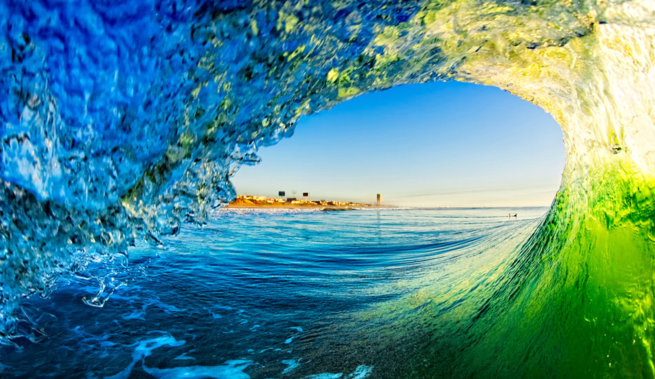 """I like this image because it reminds me of those sessions with only a couple friends in the water trading waves and witnessing each other\'s. <b>Photo:</b> <a href=\""""http://www.anthonyghiglia.com/\"""" target=_blank>AnthonyGhiglia.com</a>/<a href=\""""http://www.anthonyghigliaprints.com/\"""" target=_blank>AnthonyGhigliaPrints.com</a>"""