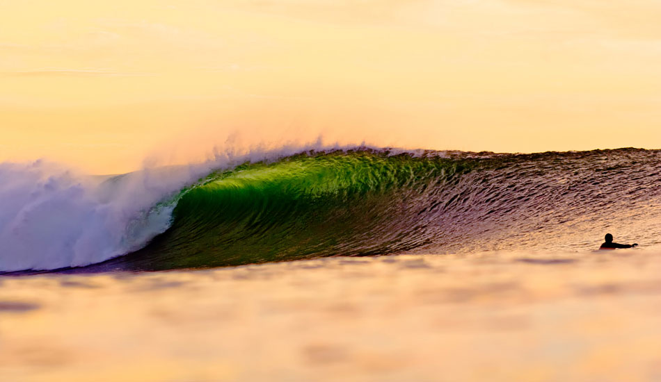 "This wave is right down the street from my house but I rarely see it this good. I have seen it super crowded on a shitty day though.  Hmmm...weird. <b>Photo:</b> <a href=""http://www.anthonyghiglia.com/\"" target=_blank>AnthonyGhiglia.com</a>/<a href=\""http://www.anthonyghigliaprints.com/\"" target=_blank>AnthonyGhigliaPrints.com</a>"