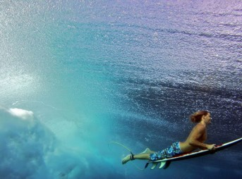 Surfers tend to ingest ten times more water than swimmers or divers making our exposure to pathogens in the ocean much higher than other groups.