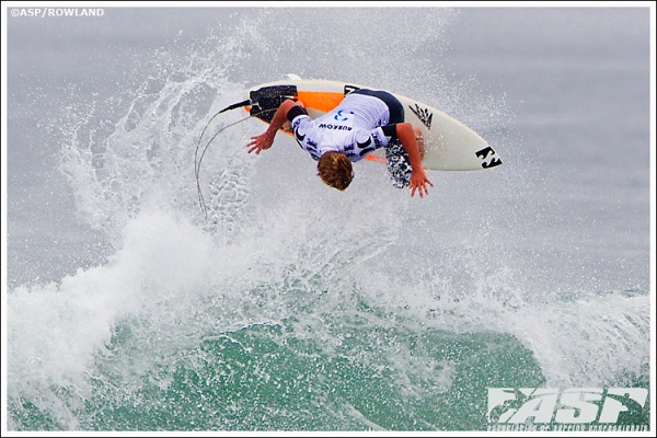 Taj Burrow has capitalized on the new ASP Judging criteria. His high-flying tendencies suit the judging style well.