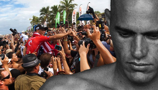 Kelly Slater Wins Tenth World Title Puerto Rico