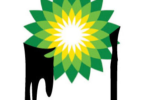 BP Oil Spill Logo