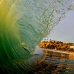 Empty Wave Orange County Surfing Kevin Voegtlin