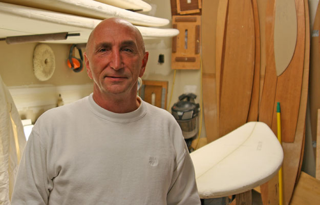 Rich Luthringer Surfboard Shaper
