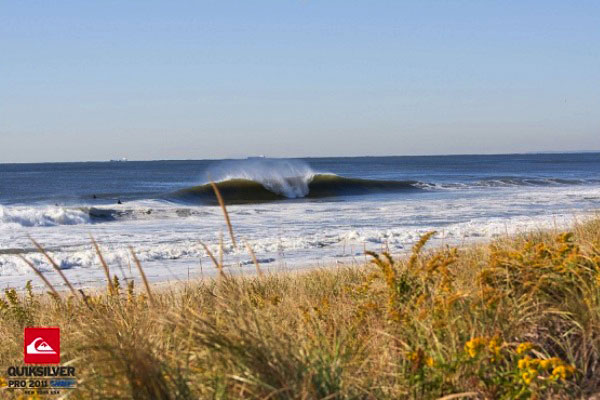 Long Island Surfing Quiksilver Pro New York