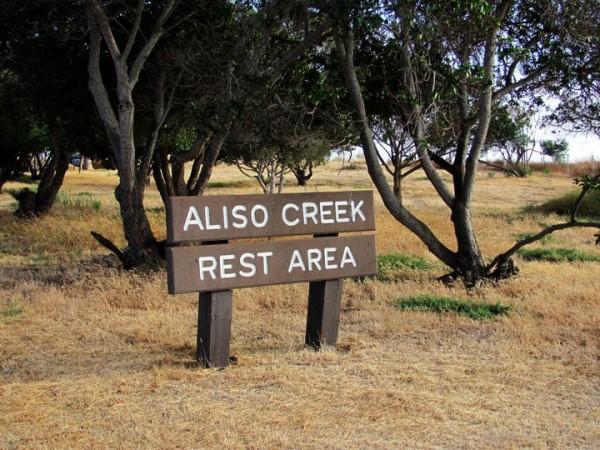 Aliso Creek Rest Area