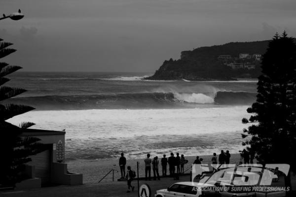 Manly Beach Surf